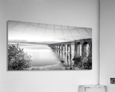 Tay Rail Bridge, Dundee, Scotland  Acrylic Print