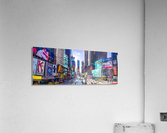 Times Square, New York City  Acrylic Print