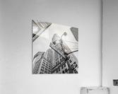 Chrysler Building in New York city  Acrylic Print