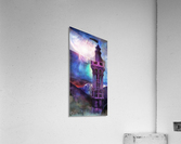 Interregnum Tower  Acrylic Print