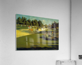 Prospect Park by Chase  Acrylic Print