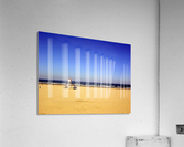 Oregon Coast   Golden Sands  Acrylic Print
