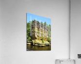 Rugged Wisconsin 4  Acrylic Print