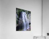Narada Falls at Mount Rainier Pacific Northwest  Acrylic Print