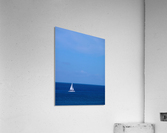 Blue Day - Gallery Artwork of the Year 2017 - Minimalism  Acrylic Print
