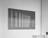 La bourrasque  Impression acrylique