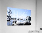 On the Lake - Tahoe California USA  Acrylic Print