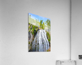 Northwest Waterfall  Acrylic Print