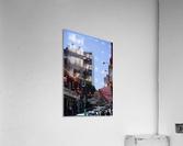 Snapshot in Time Chinatown 2 @ San Francisco  Acrylic Print
