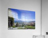 Sierra Nevada in Spring 2 of 8  Acrylic Print