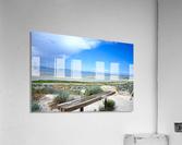 The Great Salt Lake 1 of 7  Acrylic Print