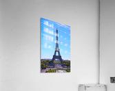 Majestic Eiffel  Acrylic Print