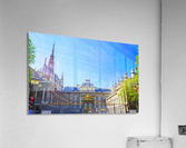 Paris Snapshot in Time 4 of 8  Acrylic Print
