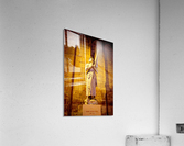 Jeanne d Arc and Saint Croix Cathedral at Orleans   France 4 of 7  Acrylic Print