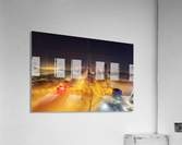 Fog Invasion  Acrylic Print