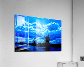 Windmills of the Netherlands 4 of 4  Acrylic Print