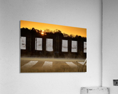 Sunrise at Langley Pond Park   Aiken SC 7R301610 12 19 20  Acrylic Print