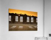 Sunrise at Langley Pond Park   Aiken SC 7R301594 12 19 20  Acrylic Print