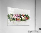 Daltana Spring Irill  Acrylic Print