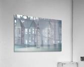 Daltana Pastel London Lindora  Acrylic Print