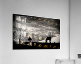 It's time to go  Acrylic Print