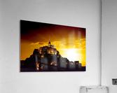 Majestic Mount Saint Michael  Acrylic Print