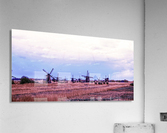 Wonderful Windmills  Acrylic Print