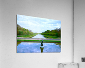A View for Kings Chateaus of France  Acrylic Print