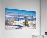 Pointe Saint-Pierre et lIle Plate  Acrylic Print