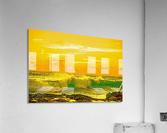 At the Sea Shore - Sunset Hawaiian Islands  Acrylic Print