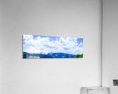 The Sawatch Range Colorado  Acrylic Print