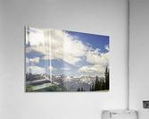 Back Country Colorado 5 of 8  Acrylic Print