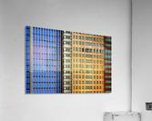 Windows on the City by So Sad Mathilde  Acrylic Print