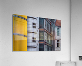 Opposite attraction III by Benjamin Brosdau   Impression acrylique