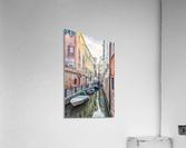Quiet Venice  Acrylic Print