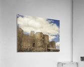 Aberystwyth Castle  Acrylic Print