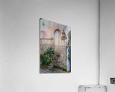 Stucco ap 2089  Acrylic Print
