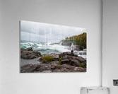 Crashing Waves ap 2605  Acrylic Print