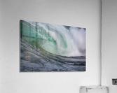 Wave Curl ap 2681  Acrylic Print