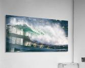 Wave Curl ap 2668  Acrylic Print