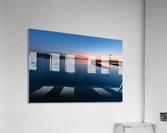 Assateague Light ap 2763  Acrylic Print