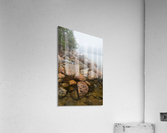 Boulders ap 2369  Acrylic Print