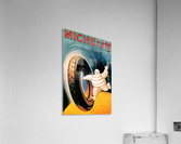 Michelin Poster  Impression acrylique