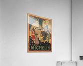 Michelin Pneu  Impression acrylique