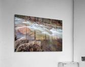 Rapids ap 2158  Acrylic Print