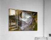 Devils Bathtub ap 2055  Acrylic Print