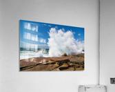 Crashing Wave ap 2309  Acrylic Print
