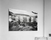 Acadia ap 2376 B&W  Acrylic Print