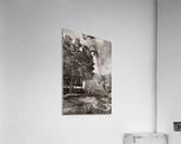 Marblehead Lighthouse ap 2400 B&W  Acrylic Print