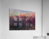 Sunrise in the Sierras by Bierstadt  Acrylic Print